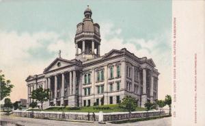King County Court House, Seattle, Washington, 1900-1910s
