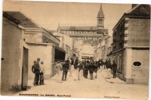 CPA Bourbonne les Bains - Rue Ferat (270463)