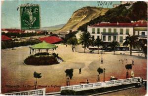 CPA Algérie-Philippeville-Le Place-Marqué & les Quais (236748)
