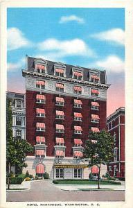The Martinque Hotel Washington DC Linen