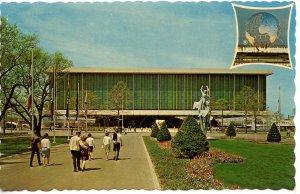 NY - NY World's Fair, 1964-65. U.S. Pavilion