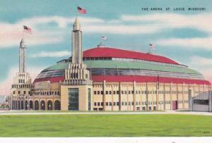 Missouri St Louis The Arena