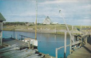 Windmill , Old Mill Point , WEST HARWICH , Massachusetts , 50-60s