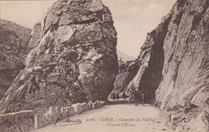 Horse Cart, Calanches De PIANA (Corse du Sud), France, 1900-1910s
