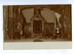 216115 KNIGHT King DRAMA THEATRE Actors STAGE Vintage PHOTO #4