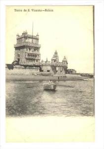Torre de S. Vicente - Belem , Portugal , 00-10s