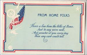 From Home Folks - American Flag