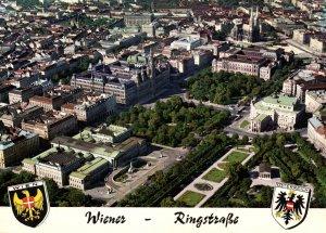 Bird's Eye View,Vienna,Austria BIN