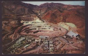 Phelps Dodge Lavender Copper Mine Postcard