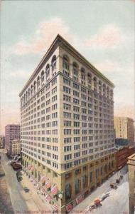 Illinois Chicago National Bank Building 1911
