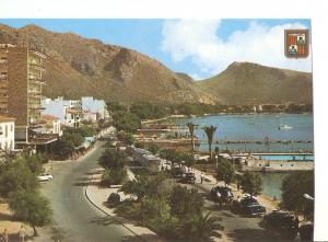 Postal 048889 : Mallorca. Puerto de Pollensa. Vista parcial