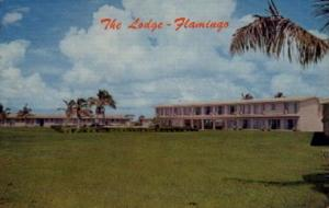 Flamingo Lodge Everglades National Park FL Unused