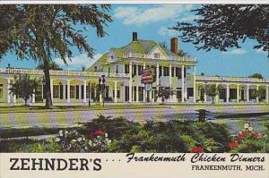 Michigan Frankenmuth Zehnders Frankenmuth Chicken Dinners