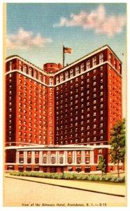 Rhode Island Providence Biltmore Hotel