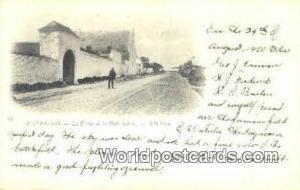 Waterloo, France, Carte, Postcard la Ferme de la Haie Sainte Waterloo la Ferm...