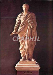 Modern Postcard Paris Louvre Museum Department of Antiquities Greek and Roman...