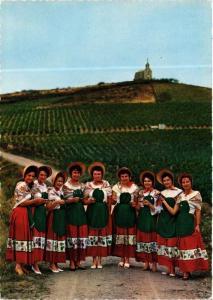 CPM Groupe Folklorique La Grappe Fleurie FOLKLORE (752940)