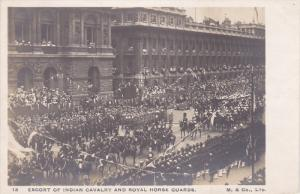 RP: Escort of Indian Cavalry & Royal Horse Guards, LONDON , 00-10s