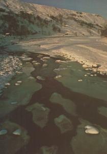 The River Swale James Herriott Yorkshire Birds Eye Aerial Postcard