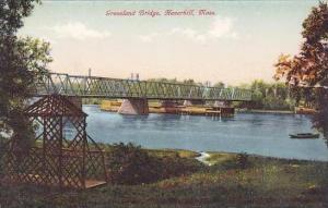 Massachusetts Haverhill Groveland Bridge