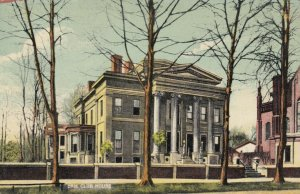 ERIE , Pennsylvania, 1900-10s ; Erie Club House
