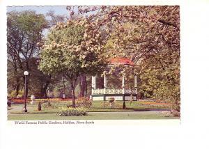 Public Gardens, Halifax, Nova Scotia, The Book Room,
