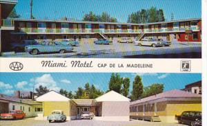 Canada Miami Motel Cap De La Madeleine Quebec