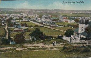 Prestatyn , Denbighshire, Wales , 1916 ; From the Hills