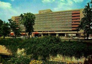 Hotel Inter Continental Hannover Friedrichswall Postcard