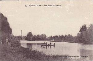 Les Bords Du Doubs, Audincourt (Doubs), France, 1900-1910s