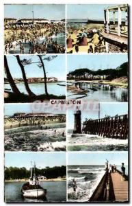 Capbreton Modern Postcard