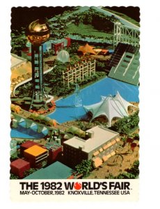 1982 World's Fair, Knoxville Tennessee,