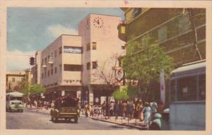 Israel Haifa Herzel Street 1952