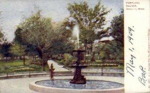 Portland Square in Duluth, Minnesota