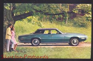 1968 FORD THUNDERBIRD LANDAU VINTAGE CAR DEALER ADVERTISING