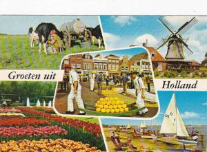 Netherlands Greetings From Holland Multi View