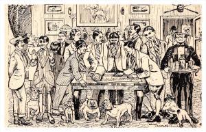 18878 Probable Scenes in Oxford No.1