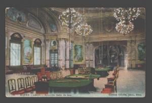 087668 MONACO Monte Carlo Nouvelle Salle de Jeu Vintage PC