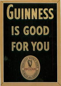 Guinness Extra Stout Dublin London Ireland England Beer  Postcard  # 6942