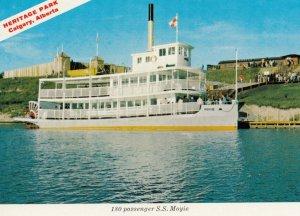 CALGARY , Alberta , Canada , 1950-70s ; 180 Passenger S.S. Moyie