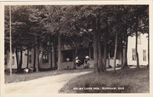 RP: DUNHAM , Ontario , Canada , PU-1930 : Selby Lake Inn