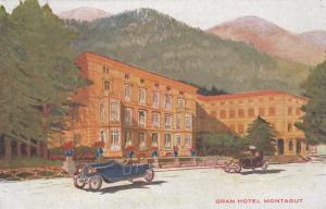 MONTAGUT , Pyrénées-Atlantiques department , France. 00-10s ; Gran Hotel