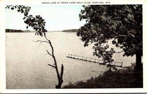 Wisconsin Portage Swan Lake At Swan Lake Golf Club