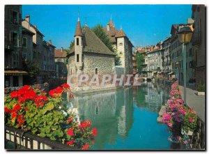 Modern Postcard Annecy Haute Savoie