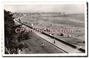 Postcard Old Pornichet Boulevard Des Oceanides