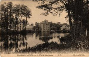 CPA Bords du Loiret Le Moulin Saint-Santin (608082)