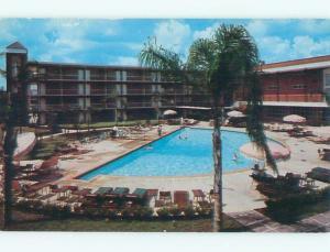 Pre-1980 FONTAINEBLEAU HOTEL New Orleans Louisiana LA W6173