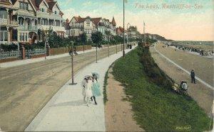 Postcard England Westcliff-on-Sea The Leas