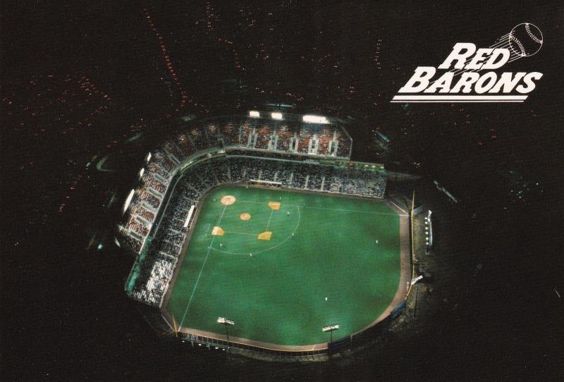 Lackawanna County Baseball Stadium [RED BARONS] , Pennsylvania , 60-80s