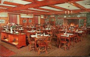 Pennsylvania Lancaster Conestoga Motor Inn Dining Room